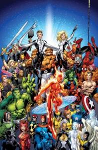 Fantastic Four 16 cover
