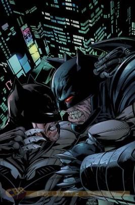 Forever Evil Aftermath Batman vs Bane