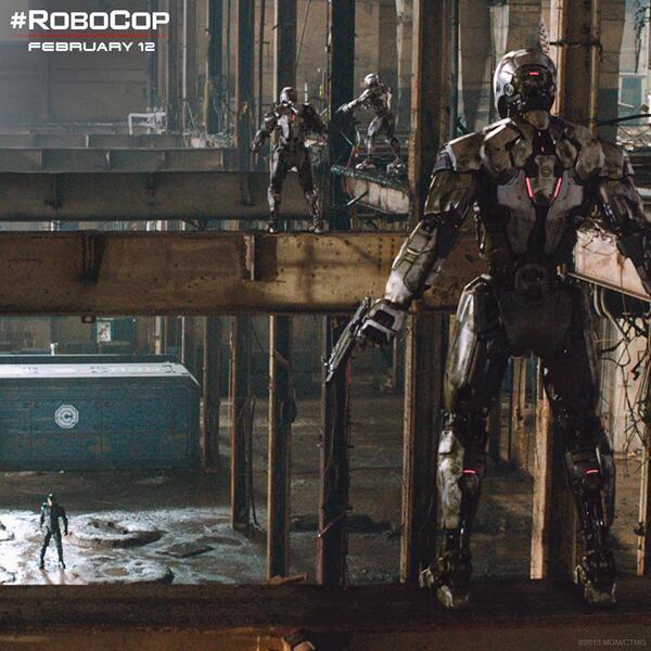 Robocop training image
