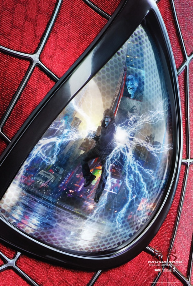amazing spiderman 2 new poster 2