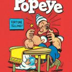popeye #18 oct-dec 1951    0 cover