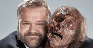robert kirkman loves zombie