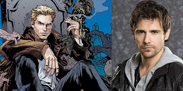 Matt Ryan Constantine DC Comics
