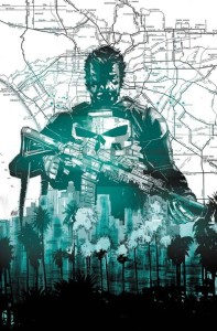 Punisher 1 cover