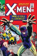 X Men Comic Sentinel