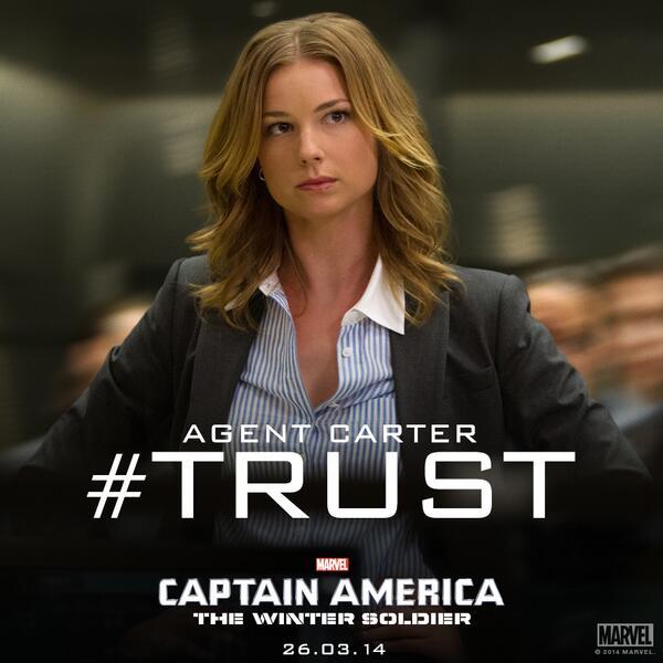 Agent Sharon Cartner Emily VanCamp