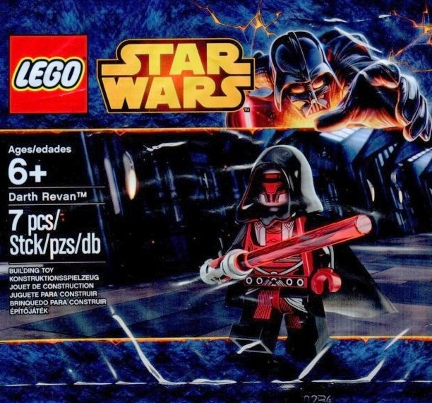 Star Wars LEGO Darth Revan