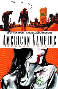 american Vampire Second Cycle 1 cover