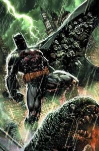 Batman Etermal 1 cover