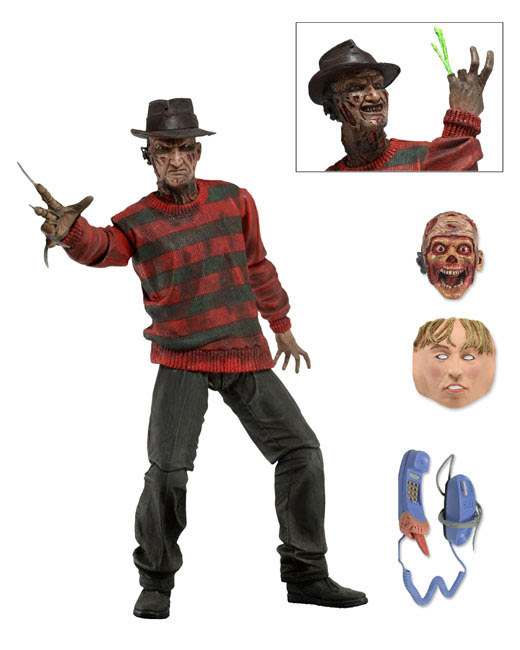 Freddy NECA ultimate