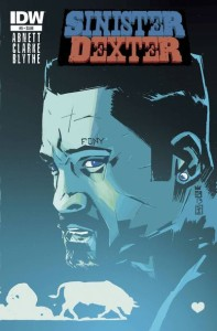 Sinister Dexter 5 cover