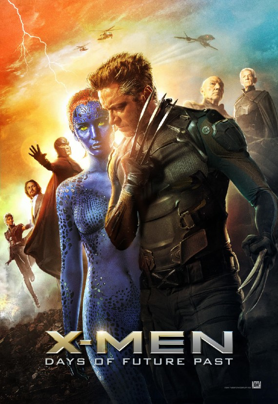 XMen Days of Future past poster 03