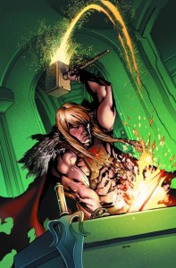 He Man Masters of the universe 13 cover