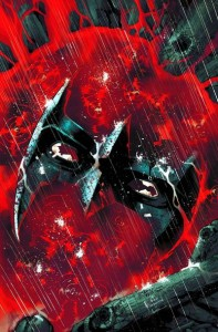 Nightwing 30 cover