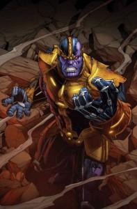 Thanos Annual 1 cover