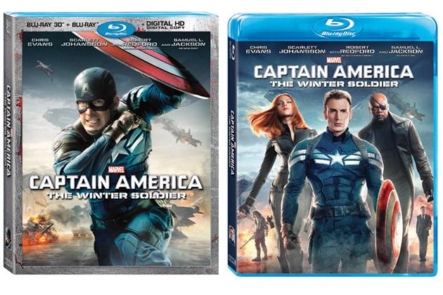 Captain America The Winter Soldier DVD Bluray 01