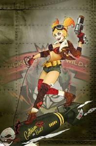 Harley Quinn Bombshell 7 cover