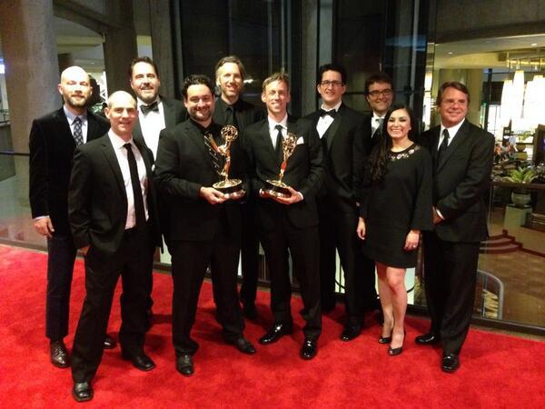 Star Wars Clone Wars Emmy