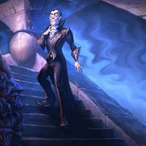house of monsters dracula concept art