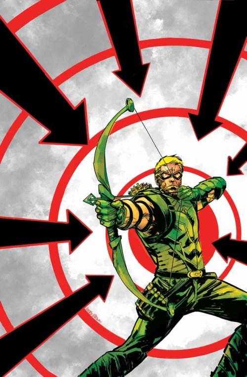 Green Arrow DC Comics