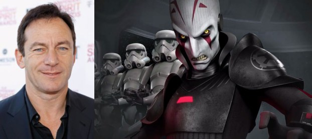 Jason Isaacs Imperial Inquisitor