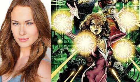 Kelly Frye Plastique The Flash