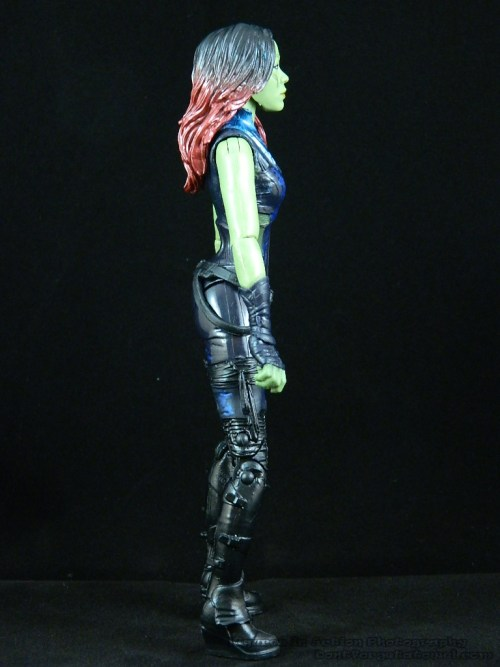 Marvel Legends Guardians of the Galaxy Gamora 04