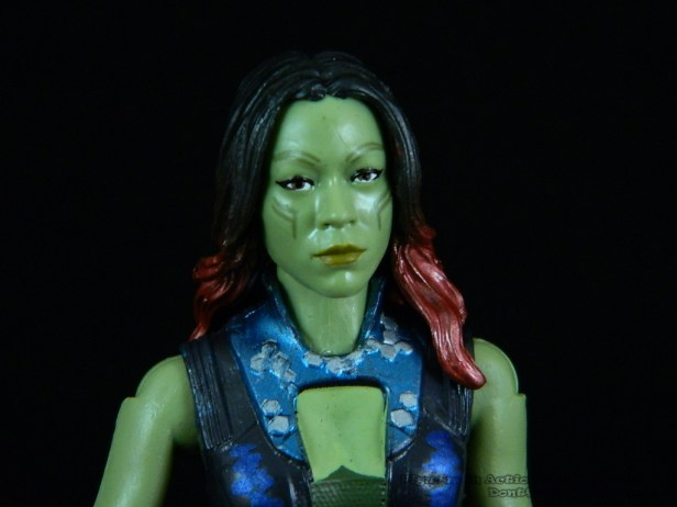 Marvel Legends Guardians of the Galaxy Gamora 07