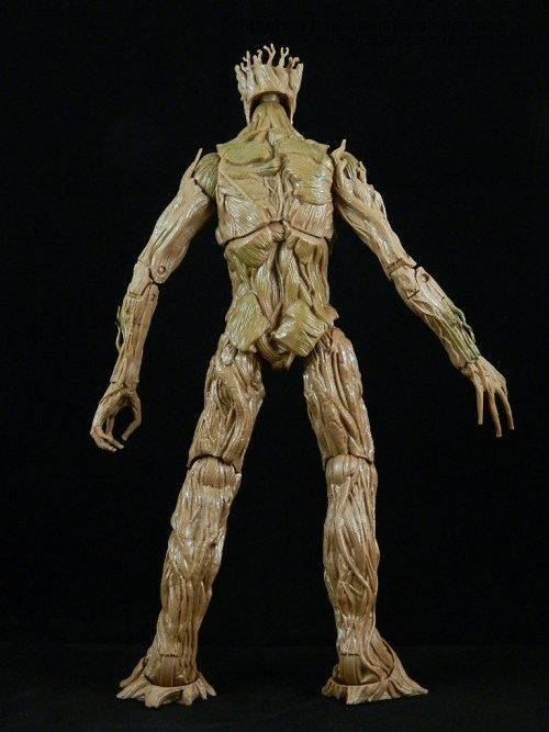 Marvel Legends Guardians of the Galaxy Groot BAF 06