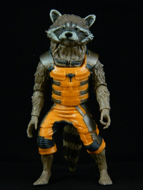 Marvel Legends Guardians of the Galaxy Rocket Raccoon 02