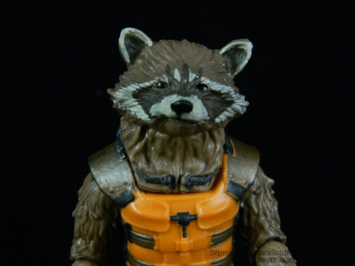 Marvel Legends Guardians of the Galaxy Rocket Raccoon 07