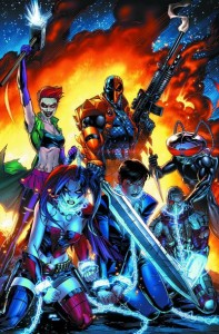 New Suicide Squad 1 cover