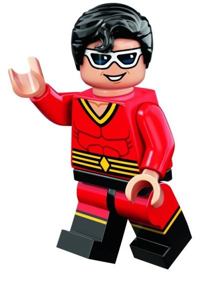 Plastic Man Minifigure