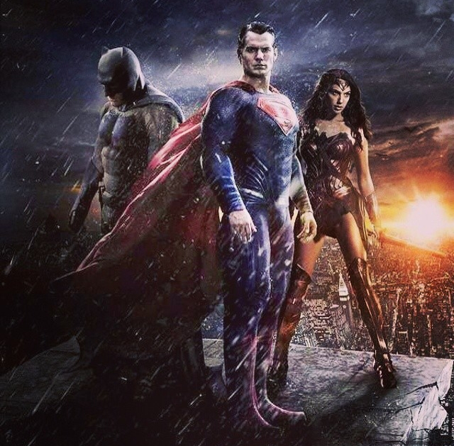 superman batman wonder woman trinity
