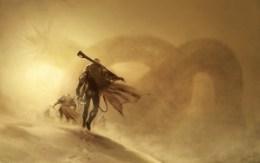 cover-of-dune-book-by-frank-herbert-artwork-by-henrik-sahlstrom