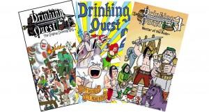 drinking quest fanned