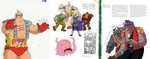 teenage mutant ninja turtles ultimate visual history 1