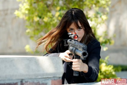Agent Skye Agents of SHIELD