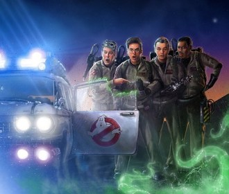 Blake Armstrong Ghostbusters