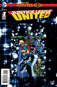 Justice League United futures end 1