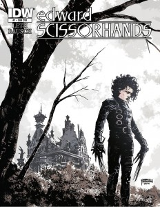 Edward-Scissorhands-Comic