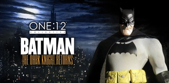 Mezco Batman Dark Knight Returns