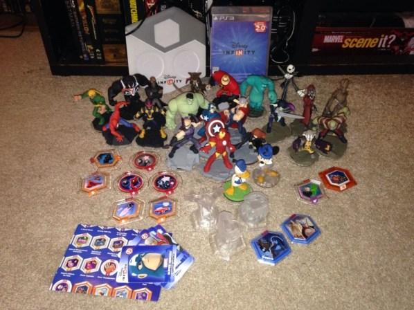 Disney Infinity Marvel