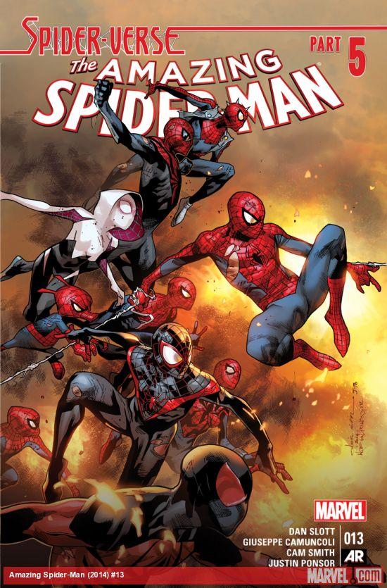 amazing spiderman 13
