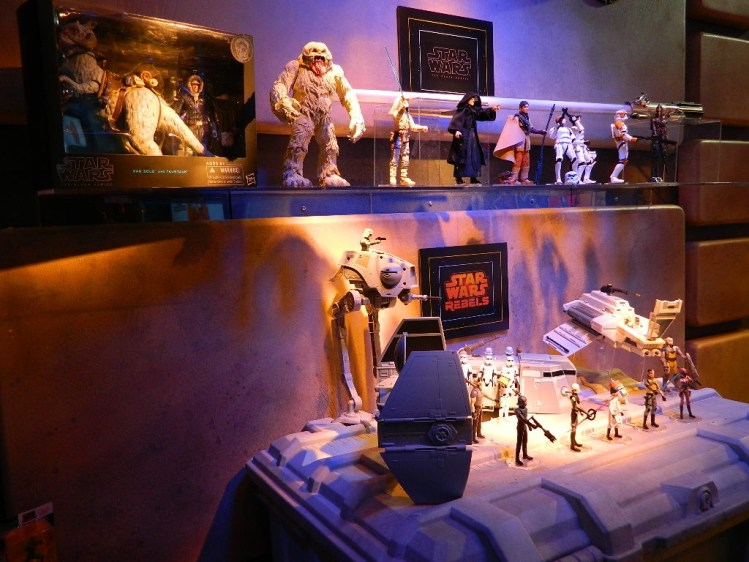 Hasbro Star Wars Action Figures Toy Fair 01