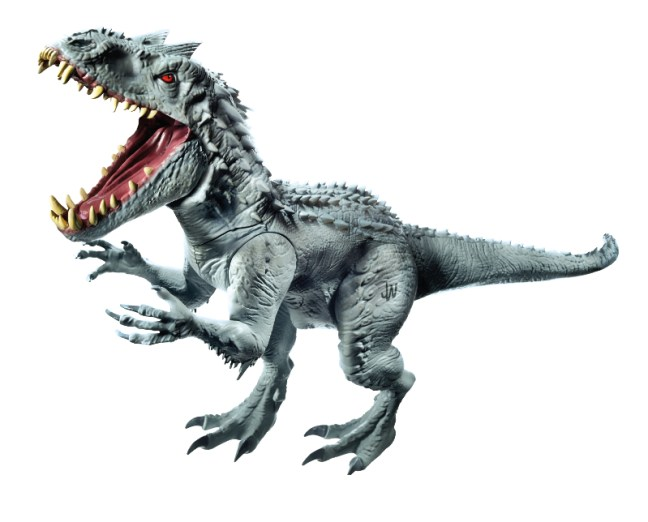 Jurassic World Indominous Rex Dinosaur
