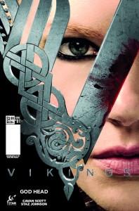 Vikings 1_Cover C Photo Variant