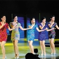 North Korea's First Girl Band: Moranbong