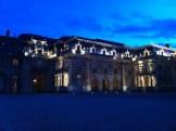 Illuminated Palace of Versailles