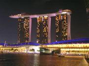 Illuminated Architecture, Marina Bay Sands